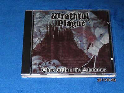 Cd - Wrathful Plague - Thee Within The Shadows