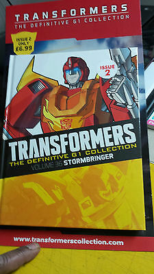 "Transformers,= The Definitive ""g 1"" Collection, Issue -2"