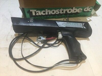 Proffesional Mechanics Tools; Gunsons Tachostrobe Light