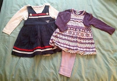 Baby Girl Outfits Size 9-12 Months
