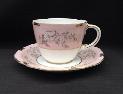 Royal Crown Derby 'Denver' - Tea Cup & Saucer - Excellent