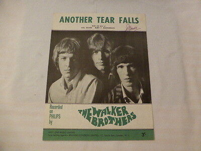 Another Tear Falls - The Walker Brothers