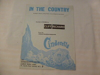 In The Country - Cliff Richard