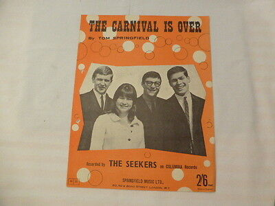 The Carnival Is Over - The Seekers