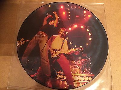 """The Who 12"""" Athena  Uk Picture Disc Mispress Plays Why Did I Fall For That- Rare"""