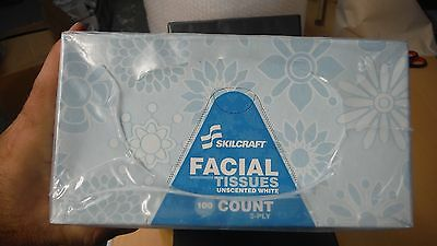 Facial Tissue, 66 Sq. In., 12 Boxes Per Pack