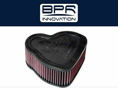 K&N Replacement Air Filter for 2002-2008 HONDA VTX1800T/N/F/C/R/S | HA-1802