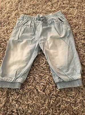 Baby Girl Mothercare Jeans 18-24 Months!!