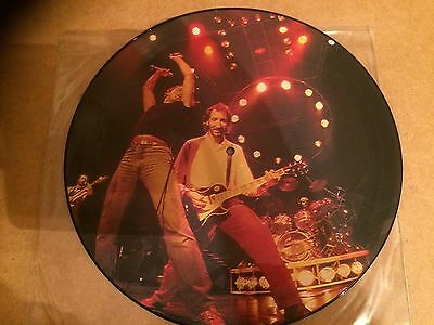"""The Who 12"""" Athena  Uk Picture Disc 1982 Uk  Polydor  Whopx 6 Near Mint"""