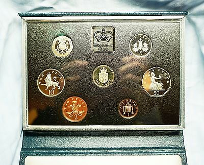UK Proof Coin Collection - 1988