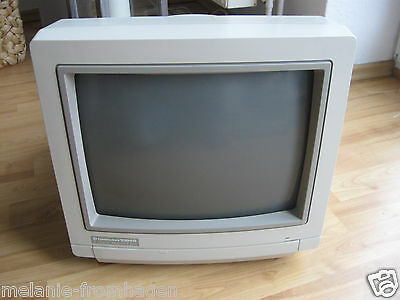 Commodore 1084 S P1 - Stereo Color Monitor - volle Funktion Amiga C64 C128 TOP !