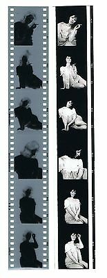 Vintage Glamour Negative and Proof x 6 images.  Probably 1960s  (ref s54)