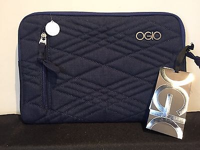 OGIO International Columbia Tablet Sleeve, Peacoat Blue 114012.337 Great Gift