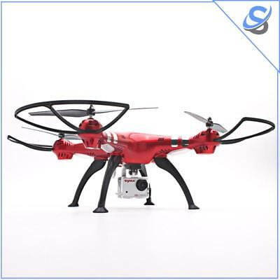 Syma FPV Real-time X8HG Drone 6-Axis WiFi Removable 8MP Camera 1080p Barometer