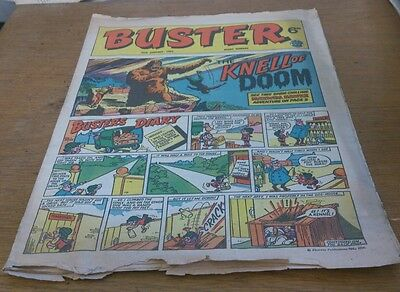 Buster Comic, 25/1/64