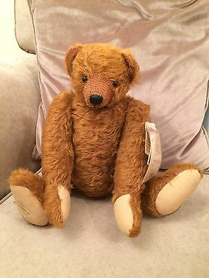 Dean's, Frank Webster - Flanagan Minor Limited Edition Collectable Teddy