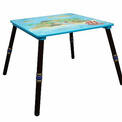 Primary PRODUCTS LTD Table Pirate Island Multicolore  812401016272