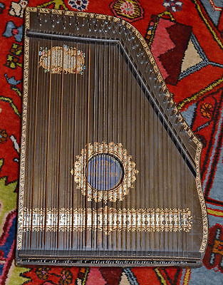 Columbia Guitar zither