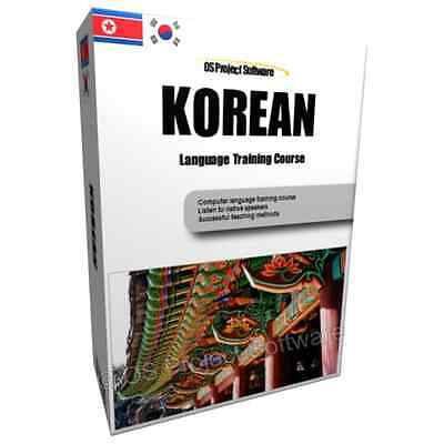 Learn to Speak KOREAN - Complete Language Text and Audio Training Course