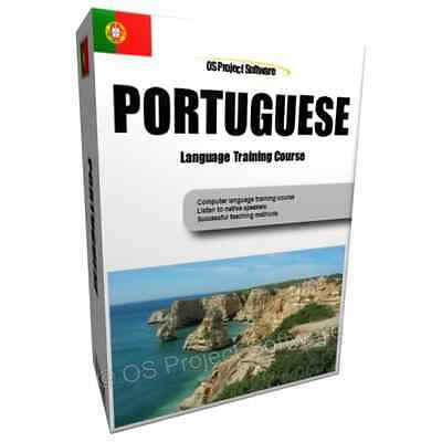 Learn to Speak PORTUGUESE - Complete Language Text and Audio Training Course