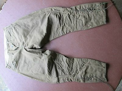 Ww1 Pair Of Us Trousers