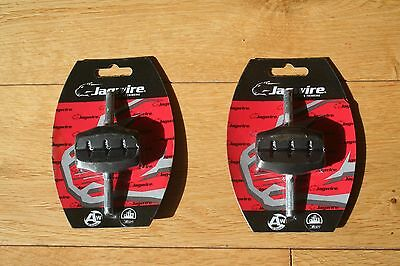 2 sets of Jagwire Cantilever Brake pads JWBS55E