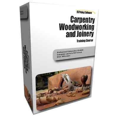 Carpentry Joinery Learning Skills Equipment Training Course