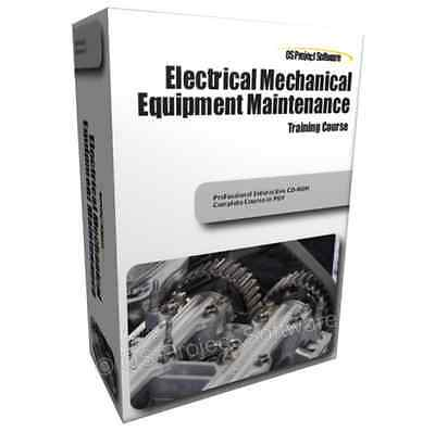 Electrical Mechanical Equipment Maintenance Learning Skills Training Course