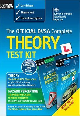 DVSA Official Complete Theory Test Kit - 2016 Edition