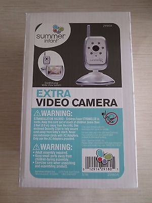 Summer Infant 29180 - Extra Camera Wide View Color Video Monitor