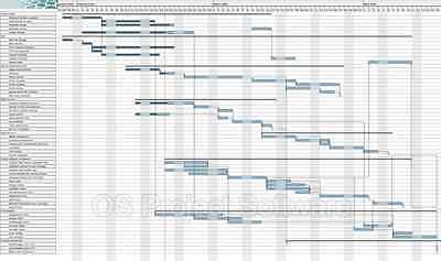 Project Management MS Microsoft 2010 Compatible App NEW Software