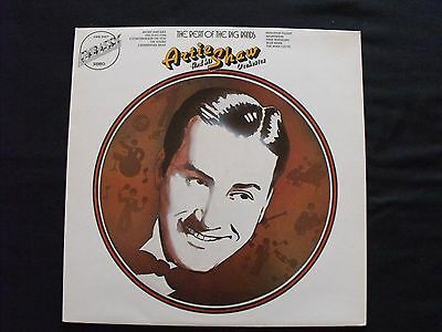 ARTIE SHAW  THE BEAT OF THE BIG BANDS  Stereo Vinyl LP