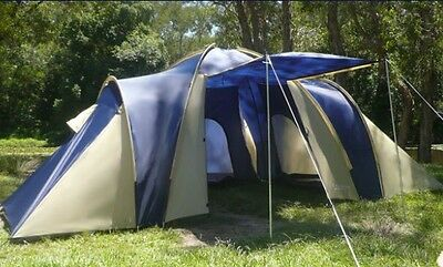 6 Man Dome Tent