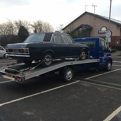 Classic car vehicle transport delivery  service