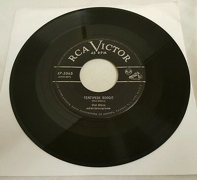 LOT OF 5 USA 50s ROCKABILLY/ ROCK & ROLL 45s SOME RARE