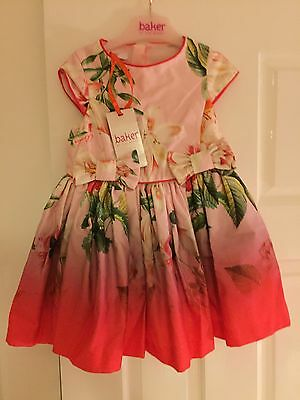 Ted Baker Baby Girls Party Dress 18-24 Months Age 2. BNWT. Designer