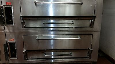 Marsal SD 1060 stacked pizza ovens Pick up only Holbrook NY 11741
