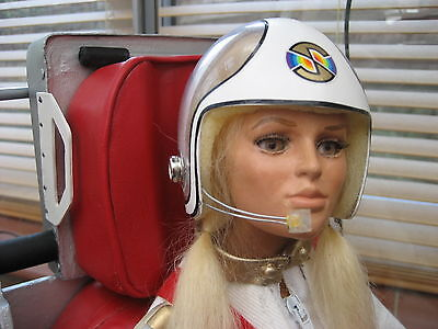 Gerry Anderson Captain Scarlet Destiny Angel Puppet KIT Including Clear Helmet