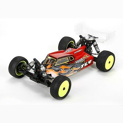Losi Racing RC 22-4 2.0 Race kit: 1/10 4WD Buggy (TLR03007)