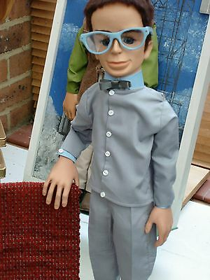 Gerry Anderson Thunderbirds BRAINS Full Studio Scale Puppet Replica KIT