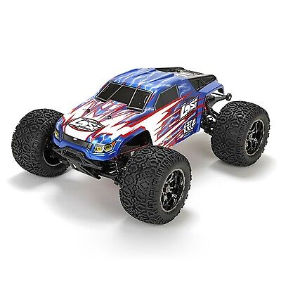 Losi RC LST XXL2-E RTR, AVC: 1/8 Electric 4WD MT (LOS04004)