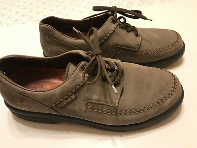 Mephisto Men's Leather Tie Shoes Size 11 US