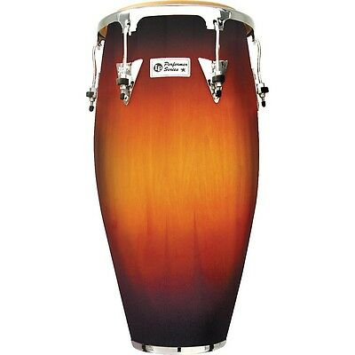 LP Performer Series Conga with Chrome Hardware 11.75 in. Vintage Sunburst LN