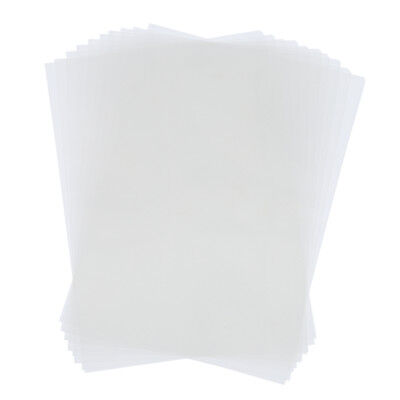 10PCS A4 Inkjet & Laser Printing Transparency Film Photographic For DIY PCB O6H7