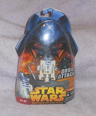 STAR WARS  R2D2 Droid Attack  Revenge of the Sith  #85280