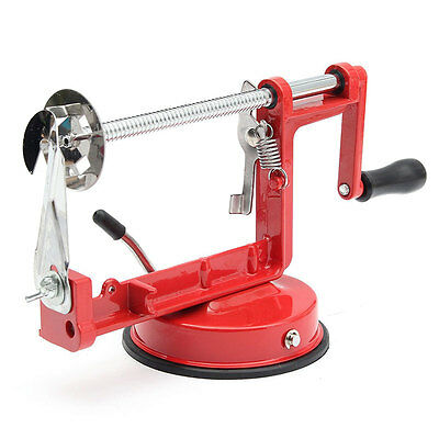 Manual Stainless Steel Twisted Potato Apple Slicer French-Fry Cutter Slicer