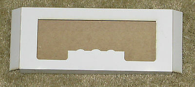 Lionel HO '57 0864, 0872, and 0866 inserts, Reproduction