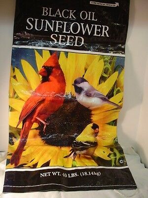 Cardinal,Goldfinch,CHICKADEE sunflower seed bag to UPCYCLE, ,purse,tote bag,