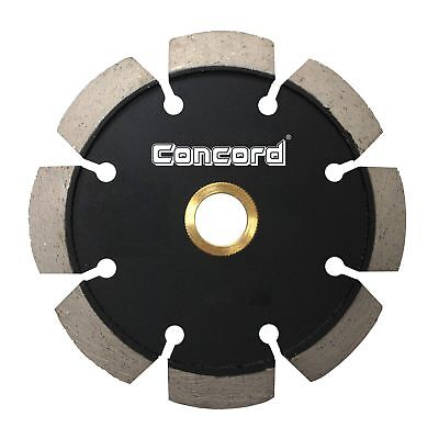 Concord Blades TCC040A6HP 4 Inch Laser Welded Crack Chaser Diamond Blade ....NEW