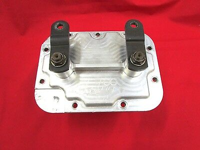 Rankin 4 Speed Trans Side Cover Shifter Plate